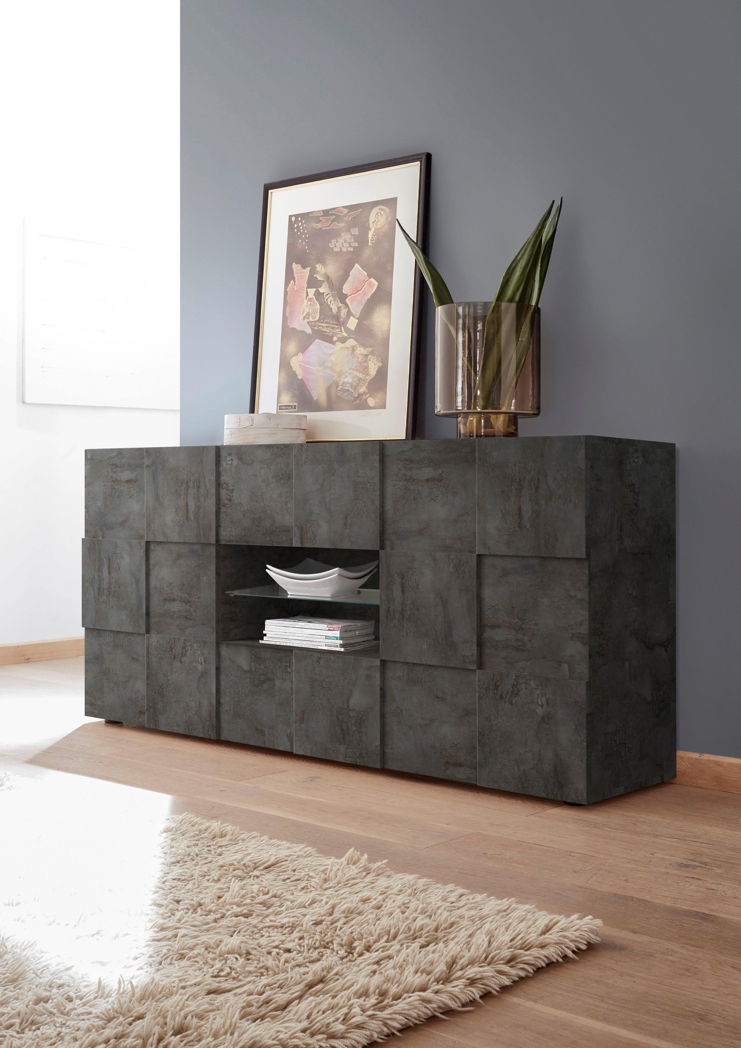 Lc dressoir »Dama«, breedte 181 cm - gratis ruilen op otto.nl