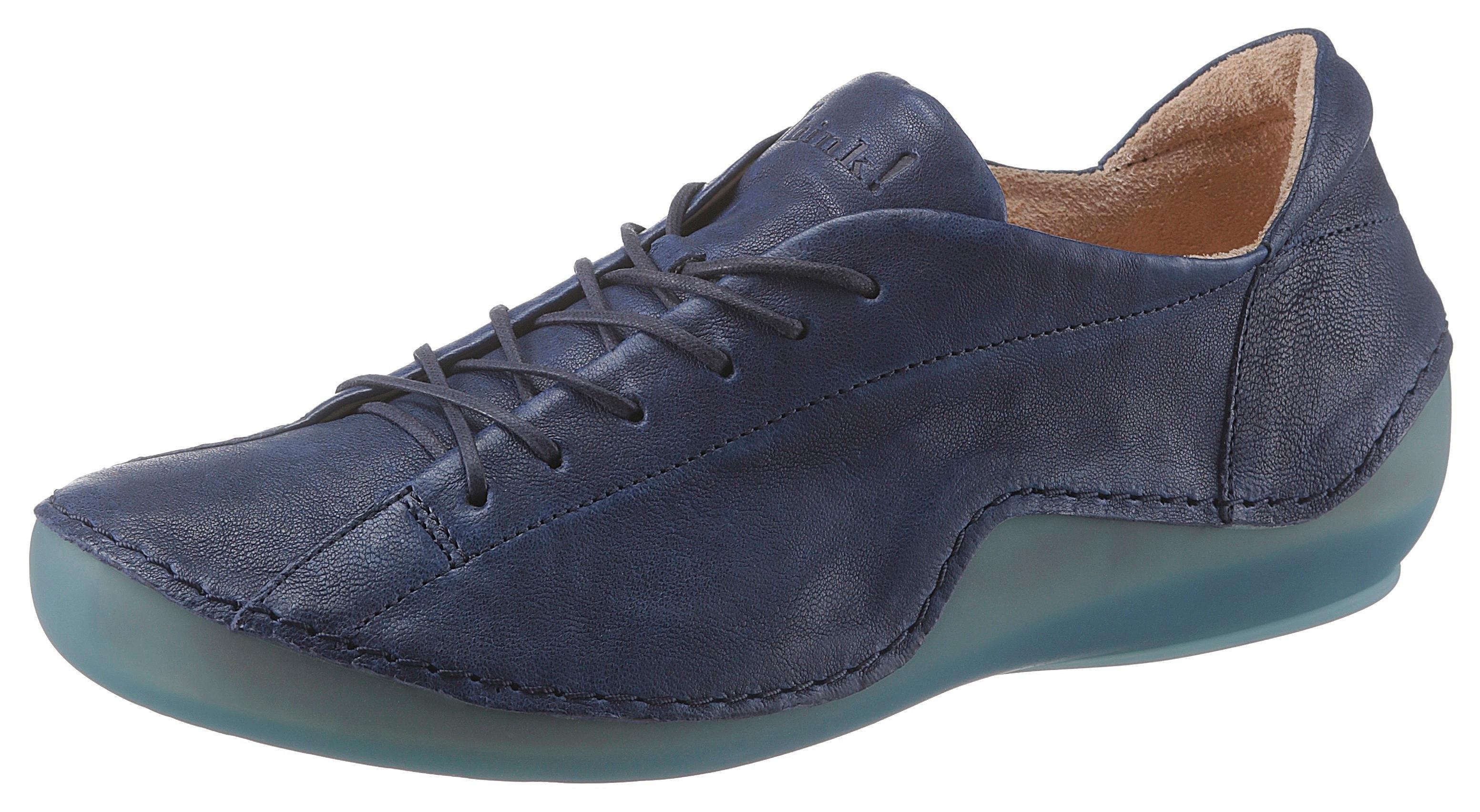 Op zoek naar een Think! veterschoenen Kapsl met contrastkleurige loopzool? Koop online bij OTTO
