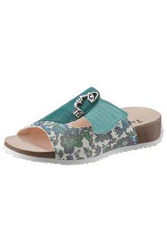 think! slippers »mizzi« blauw