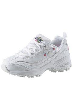 skechers kids sneakers »d`lites« wit
