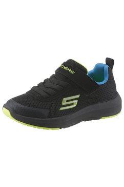 skechers kids sneakers »dynamic tread« zwart