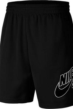 nike sb short »men's graphic skate shorts« zwart