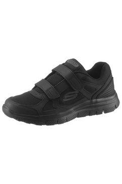 skechers klittenbandschoenen »advantage 1.0« zwart