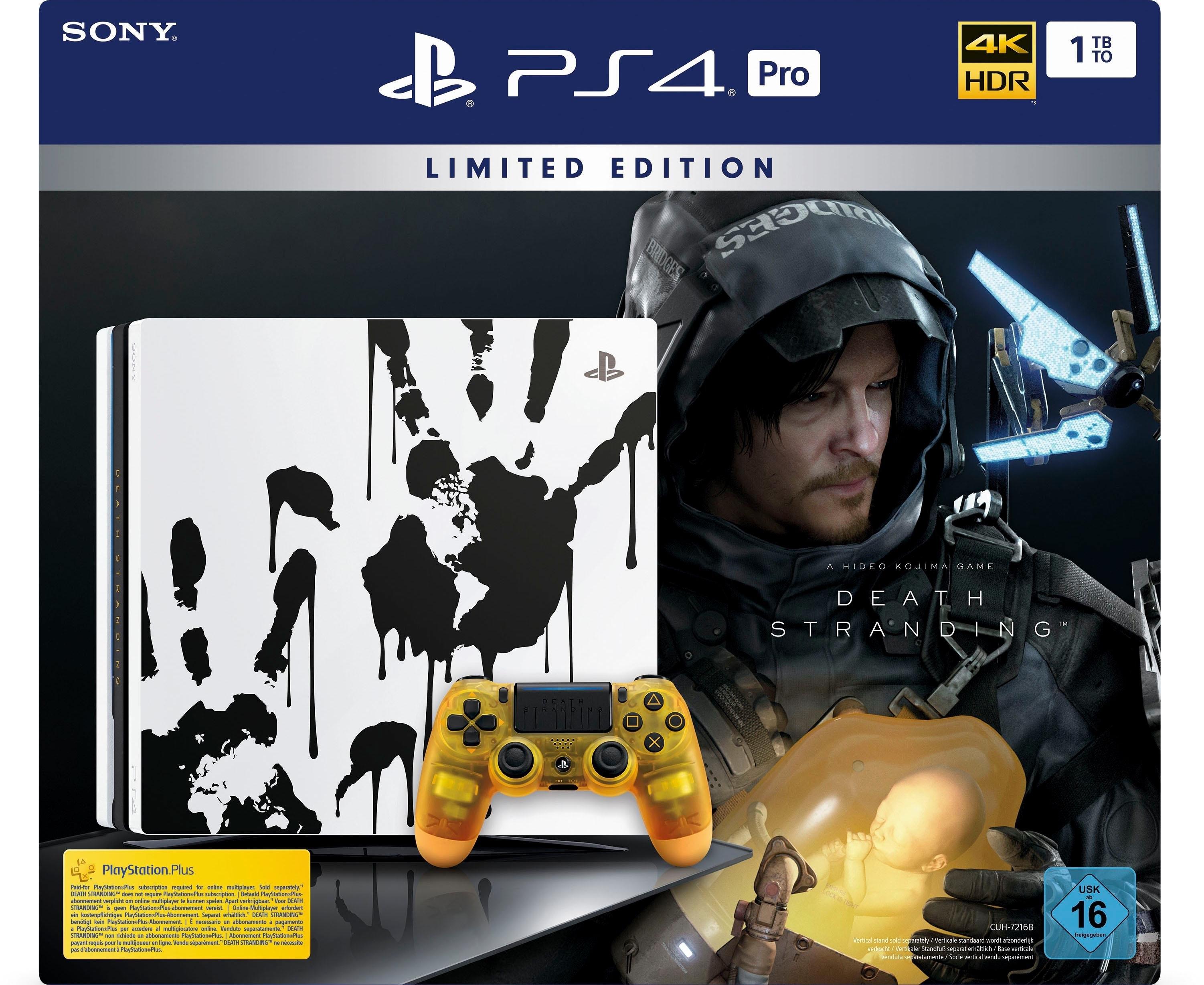 PlayStation 4 »Pro« Console bij OTTO online kopen