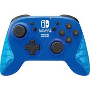 hori »wireless switch controller-blau« controller blauw