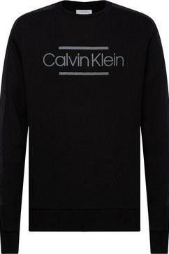 calvin klein sweatshirt zwart