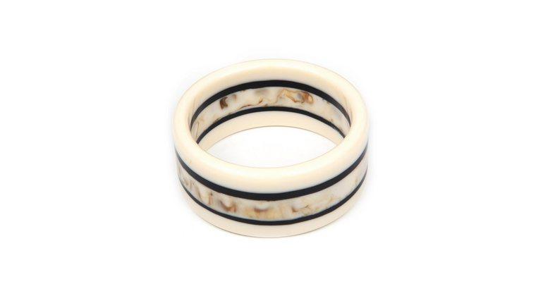 J.Jayz armband »im modernen Look, rund, ohne Verschluss«