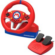 hori gaming-stuur mario kart pro mini rood