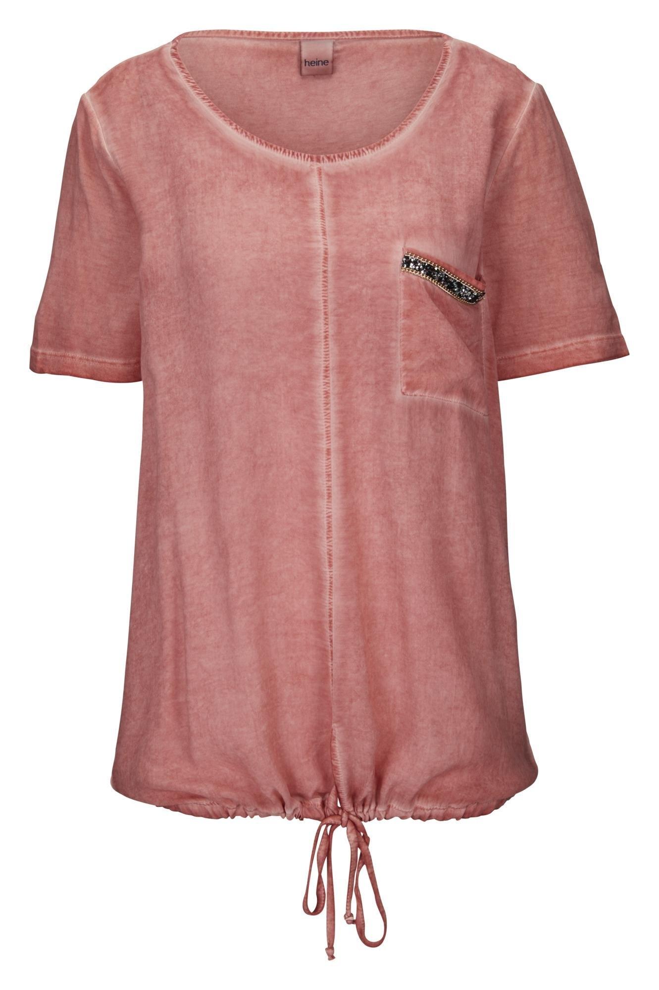 Op zoek naar een Linea Tesini By Heine Longline-shirt? Koop online bij OTTO