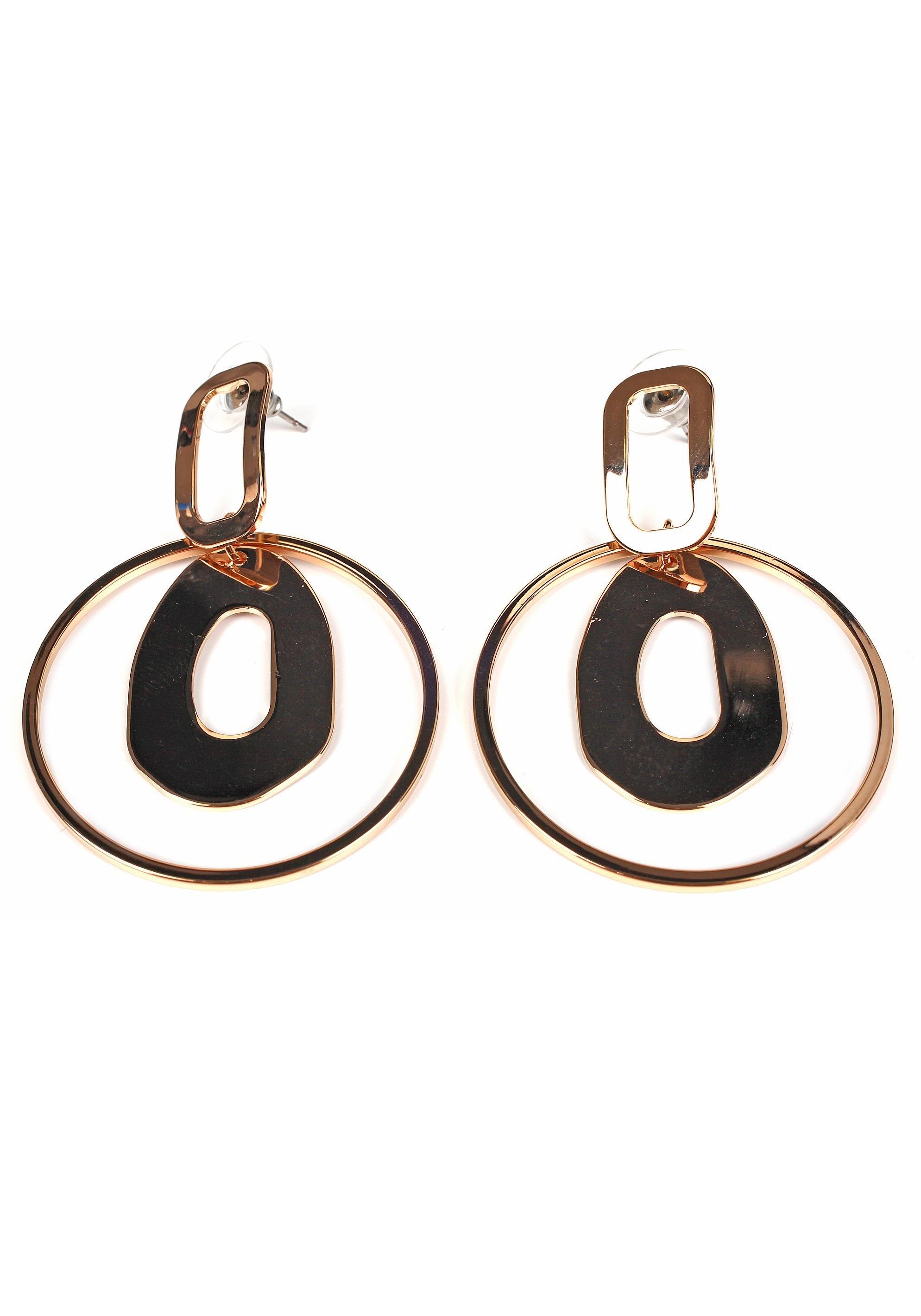J JAYZ J.Jayz oorstekers »geometrische Optik, trendig« bij OTTO online kopen