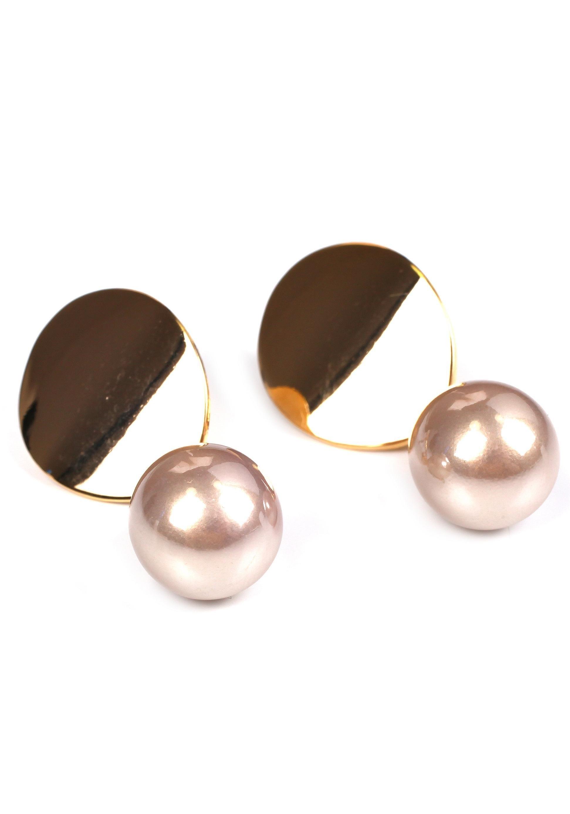 J JAYZ J.Jayz oorstekers »ovales Design, mit Details in Tropfenform« in de webshop van OTTO kopen