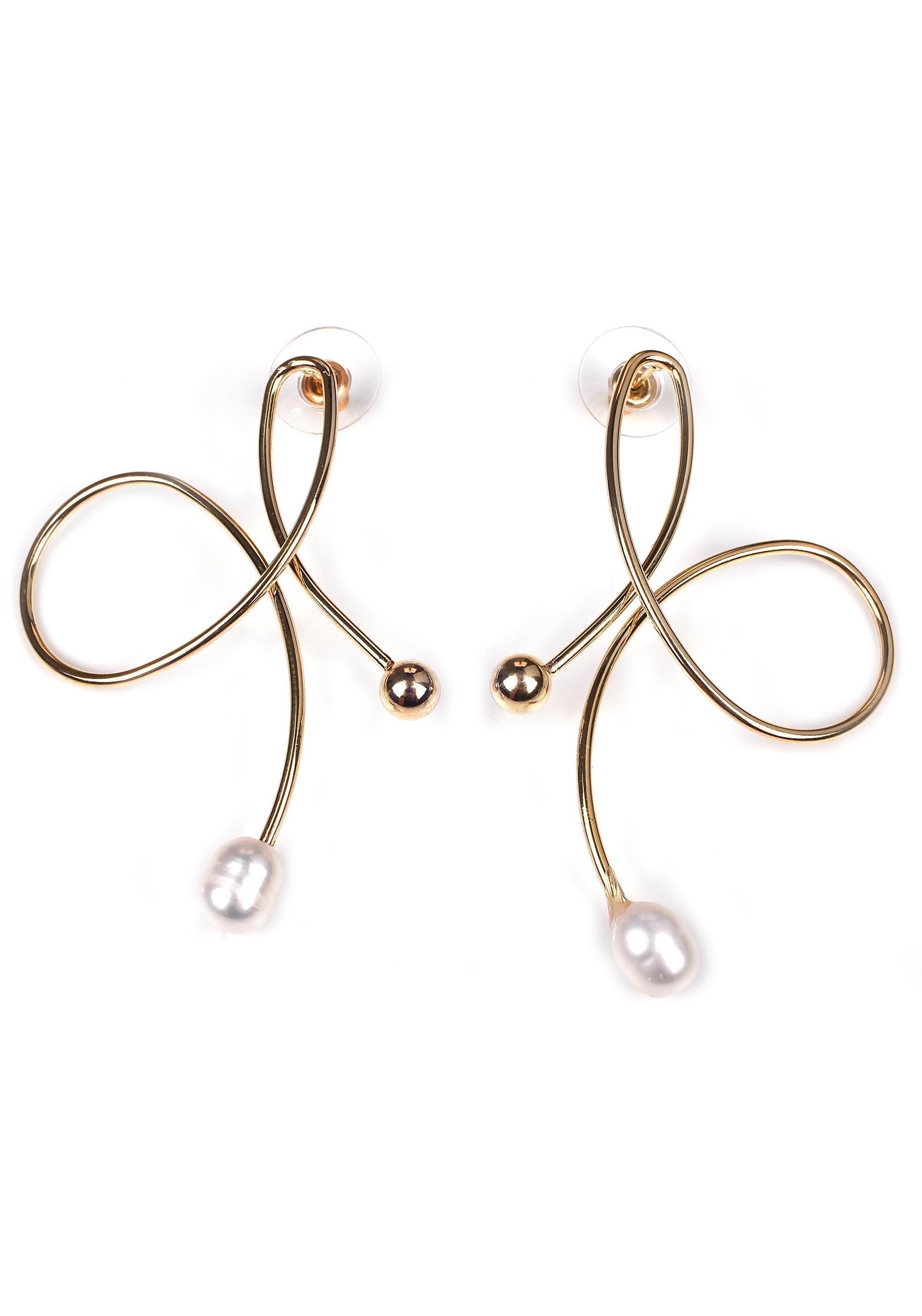 J JAYZ J.Jayz oorstekers »geschwungene Form, modisch« nu online kopen bij OTTO