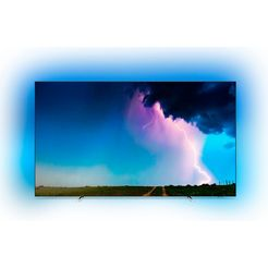 philips »55oled754-12« oled-tv zilver