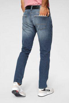 bruno banani comfort fit jeans »greg« blauw