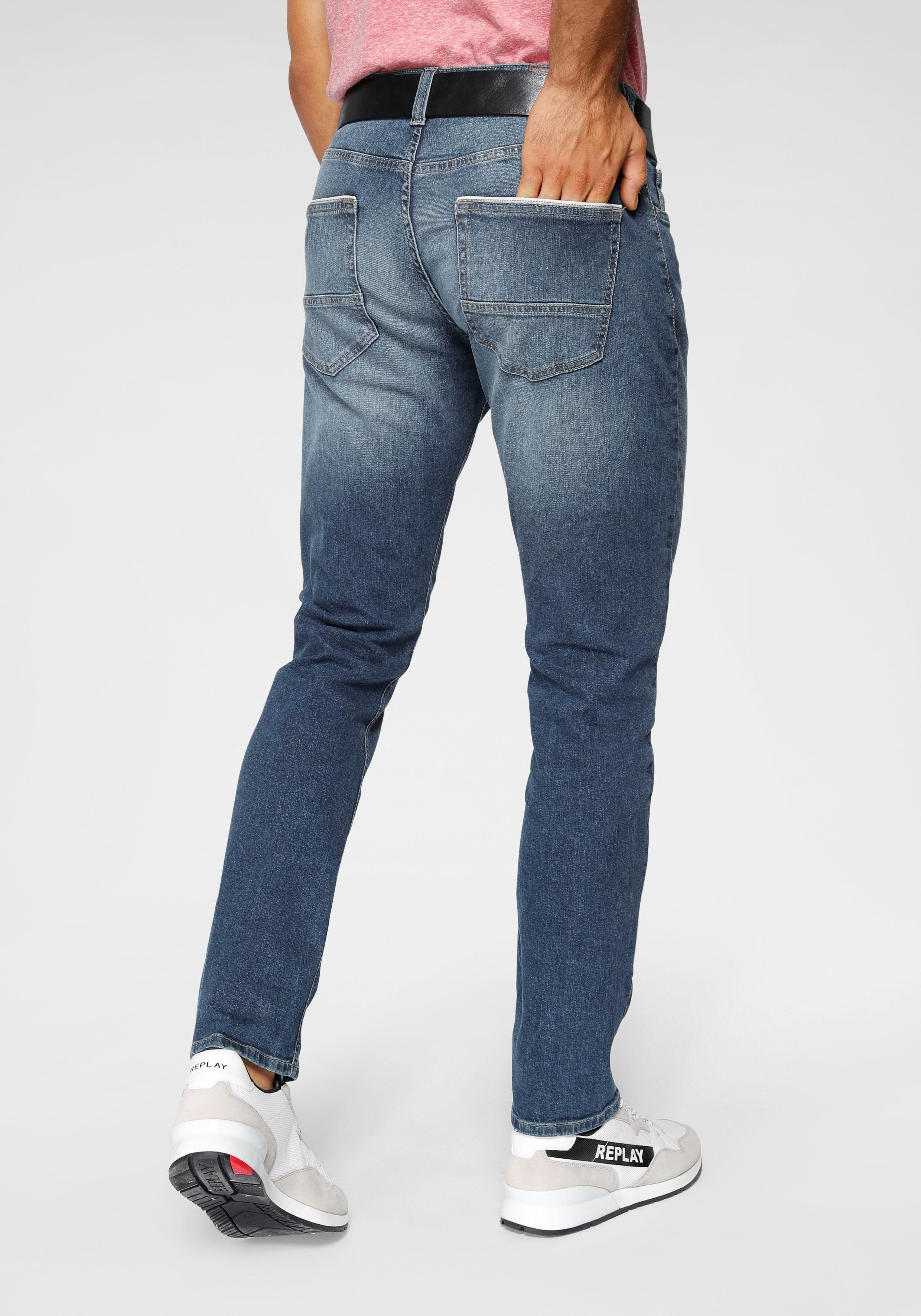Bruno Banani comfort fit jeans »Greg« nu online bestellen