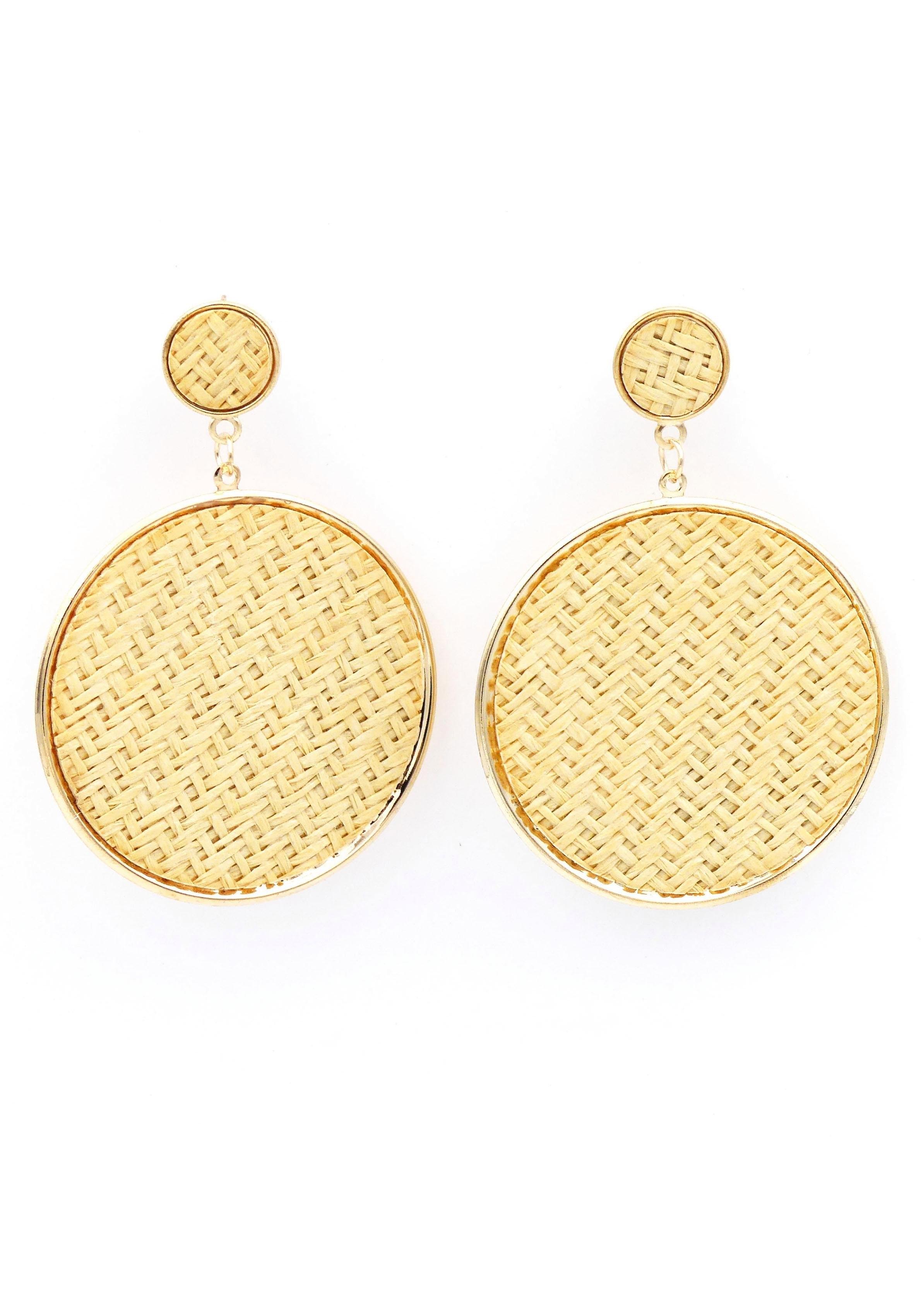 Op zoek naar een J JAYZ J.Jayz oorstekers »in runder Optik, geflochten, vergoldet«? Koop online bij OTTO