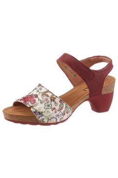 think! sandaaltjes »traudi« rood