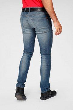 bruno banani slim fit jeans »arren« blauw