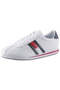 tommy jeans sneakers »trey 1a1« wit