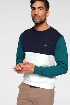 lacoste sweatshirt wit