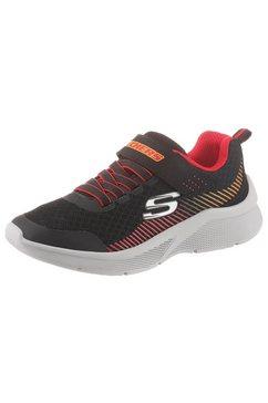 skechers kids sneakers »microspec« zwart