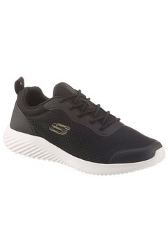 skechers sneakers »bounder« zwart