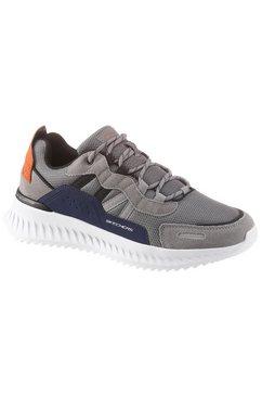skechers sneakers »matera 2.0« grijs