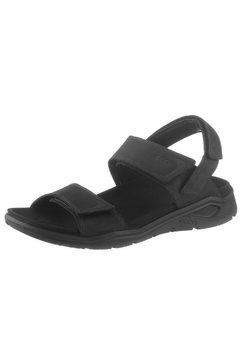 ecco sandalen zwart