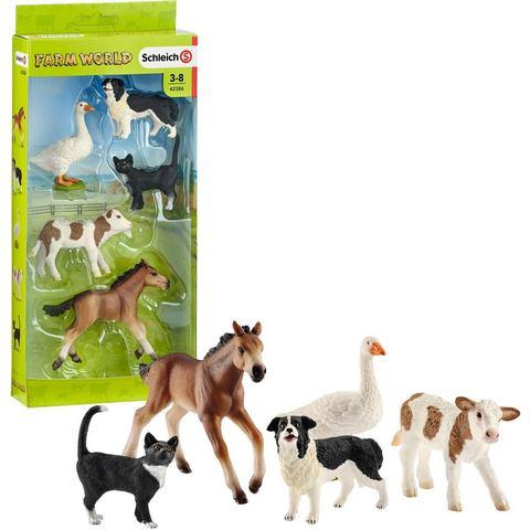 Schleich farm world dierenmix