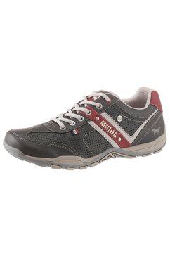 mustang shoes veterschoenen zwart