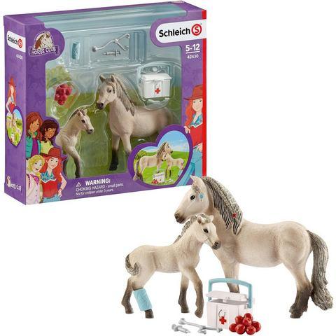 Schleich Horse Club 42430 Hannah's EHBO set