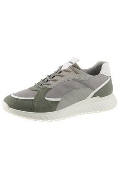 ecco sneakers »wild dove« grijs