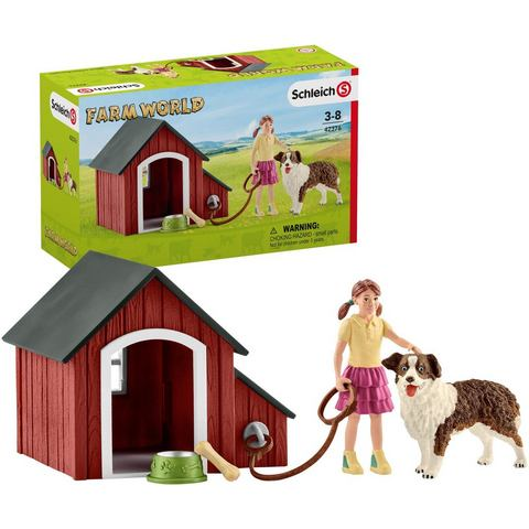 Schleich Farm Life 42376 set speelgoedfiguren kinderen