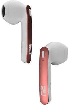 ready2music »chronos air« in-ear-hoofdtelefoon roze