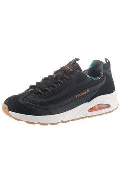 skechers sneakers »uno« schwarz