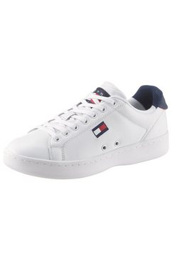 tommy jeans plateausneakers »wmns dave 1a« wit