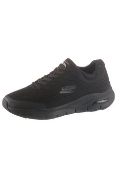 skechers sneakers »arch fit« zwart