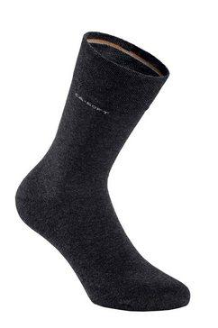 camano sokken (4 paar) zwart