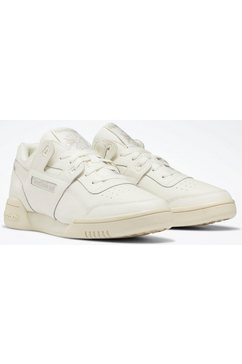 reebok classic sneakers »workout lo plus« wit