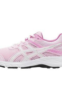 asics runningschoenen »contend 6 gs« roze