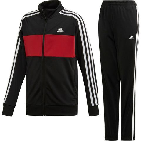 adidas performance performance trainingspak zwart