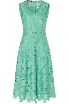laurèl kanten jurk groen