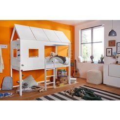 huisbed finn wit