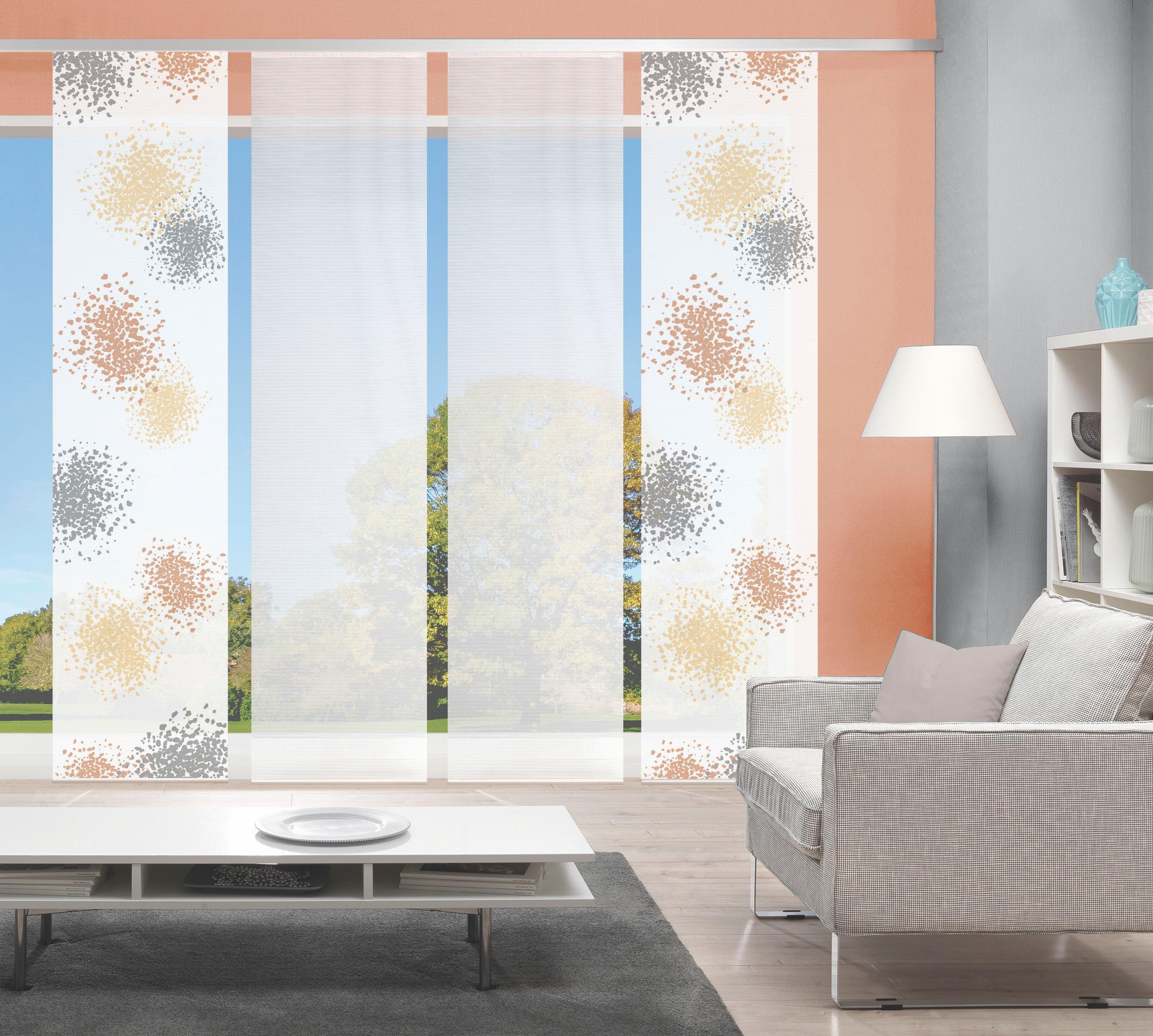 Op zoek naar een Vision Paneelgordijn SPOTTI set van 4 Bamboe-look, digitaal bedrukt (4 stuks)? Koop online bij OTTO