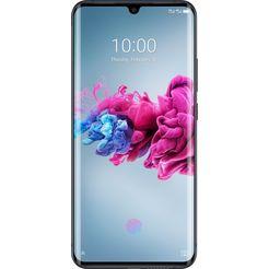 zte axon 11 5g smartphone (16,43 cm - 6,47 inch, 128 gb, 64 mp camera) zwart