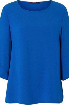 laurèl blouse zonder sluiting blauw