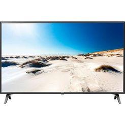 lg 50um7500pla lcd-led-tv (126 cm - 50 inch), 4k ultra hd, smart-tv zwart