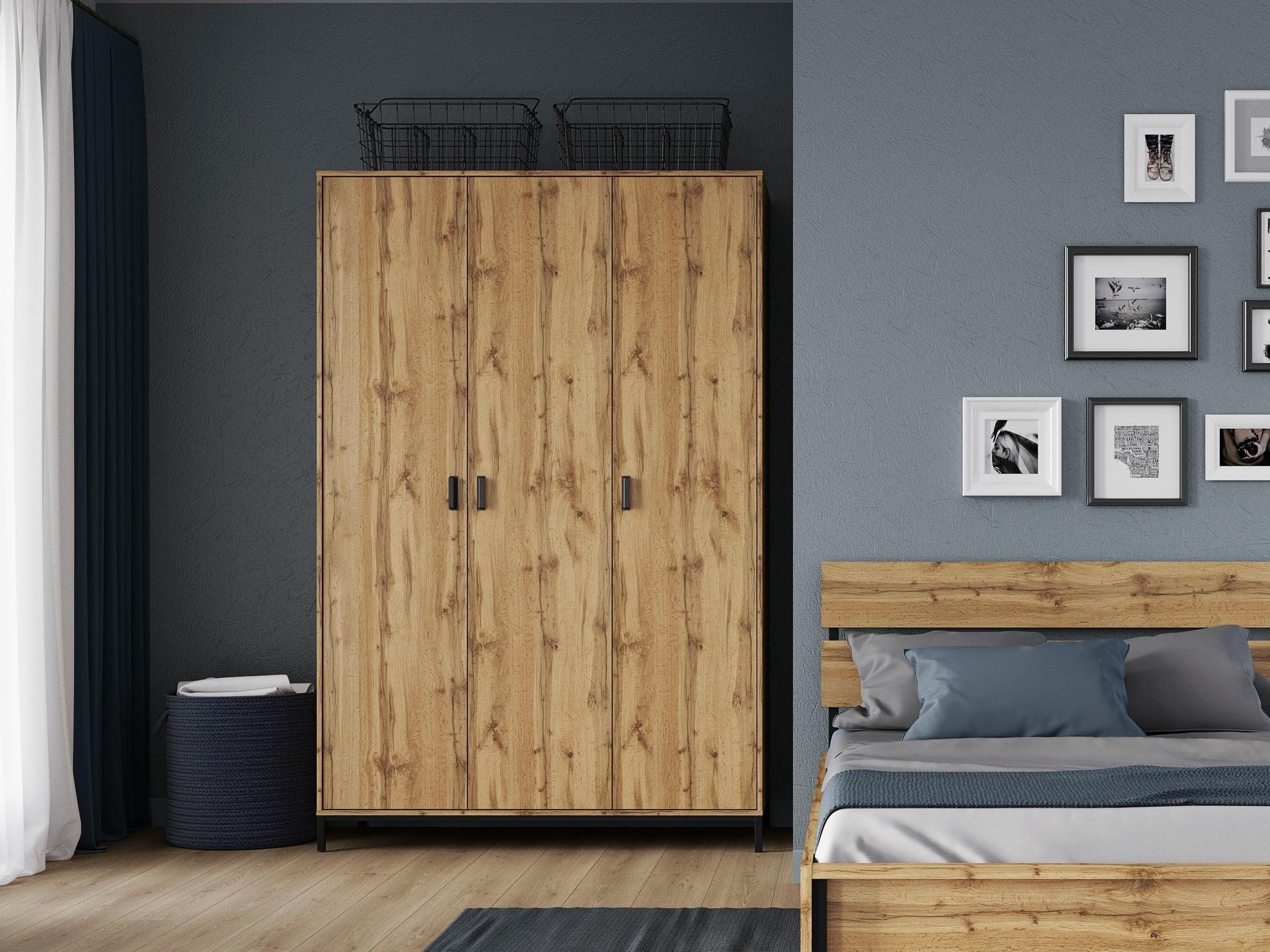 INOSIGN draaideurkast Aubetin 3 deuren, 149cm breed veilig op otto.nl kopen