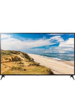 lg 70um7100pla lcd-led-tv (177 cm - 70 inch), 4k ultra hd, smart-tv zwart