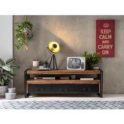 sit tv-meubel »panama«, breedte 160 cm beige